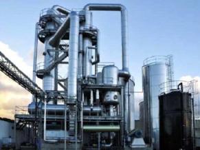 高盐废水(脱硫废水)零排放